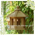 2012 new design wood bird feeder
