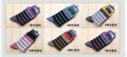 Stylish Vague Men's Stripes Cotton Socks (Send By Random) HW12072603-1