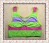 Bright color lingerie