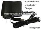 4.2V 800mA Li-Ion Battery Charger