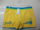 2012 new designed mens seamless boxer
