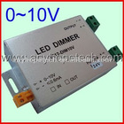 Hot sale ! New Products ! 0~10V PWM signal 12V 216W CE RoHS led dimmer 220v