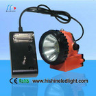 New led cordless miners cap lamp