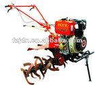 Garden Tool Agriculture Rotary Portable 10hp Diesel Engine Cultivator