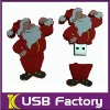Promotional gift christmas usb flash drive