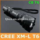 1000 Lumen 10Watt CREE XML T6 LED Flashlight / Torch