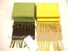 100% cashmere weaving wollen scarf