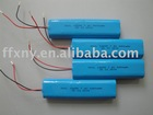 Supply 18650 Li Ion Battery Packs, 2S2P,7.4V, 4400mAh, CE, UL,MSDS, UN38.3