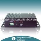 Color Duplex Pics Video Optical Multiplexer