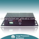 Color Duplex Pics Video Optical Multiplexer
