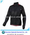 hot sale black cycling wear