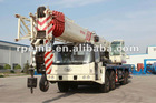 70Tons Lifting load truck with crane (M5485JQZ70U-QY70U)