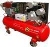 15HP Diesel Engine 250PSI 450L belt drivenair compressor