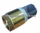 Brass Check Valve with Filter