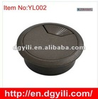 Furniture wire cable grommet