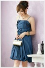 FY1191 2011 blue lantern organ charm put dress gorgeous prom dress