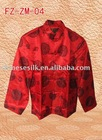 Chinese traditional silk coat
