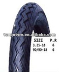 scooter tyre,3.25-18 motorcycle tyre