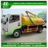 4 m3 Sewage Oil Suction Tanker