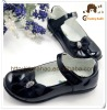 Hot sales! Best-selling elegant leather kids shoes