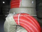 yellow/green/red/blue/orange PVC Spiral Suction Hose