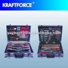 92bpcs tool set with aluminium case , best sales