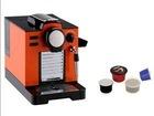 profeesional espresso coffee maker ( NESPRESSO capsule)