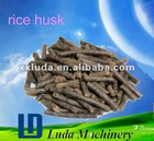 rice hull pellet biomass fuel