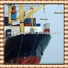 sea freight charges from Xiamen to ASUNCION