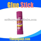 color changeable solid glue stick for school and office