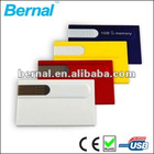Bernal promotional gifts Credit Card Usb Flash Drive (BN-PS030)