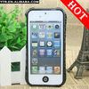 Aluminum Bumper Frame Case Metal Cover Hollow Out for iphone 5 5G High Quality