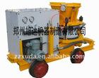 Wet mix concrete spraying machine/gunite machine/shotcrete machine