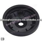 Narrow Crown Resin Wheel for glass grinding