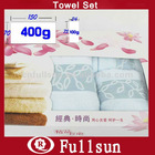 Cotton Jacquard Towel Set