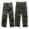 2012 wholesale cropped pockets men's pants CAP051