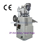 ZPW-15A(B) Rotary Tablet Press (special for chemical tablet)