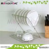 Durable Stainless steel dish drying rack