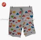 girls' printed shorts