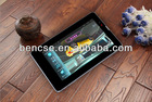"good cheap tablet PC:slim 7"" capacitive 5-point touch Allwinner A13 android 4.0 ICS 512mb/8gb,wifi,0.3mp cam,game"