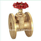 China/ Credit / 106 / Brass Gate Valve / High Quality