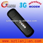 Wireless 3G USB MODEM based on MSM6500