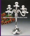 metal tree branch wedding decorative candle holder/5-Light Candelabra /Candlestick wholesale