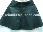 Ladies PU Skirt