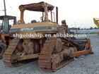Used bulldozer CAT D6H for sell, original from USA
