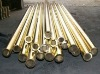 Brass Tubes and Brass Pipe
