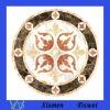 Flower art pattern/mosaic