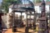 wrought iron gazebo