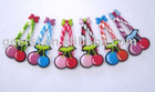 cartoon fruit bobby pin for young girls