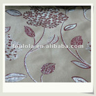 100% Polyester Yarn Dyed Jacquard Curtain Fabric Material